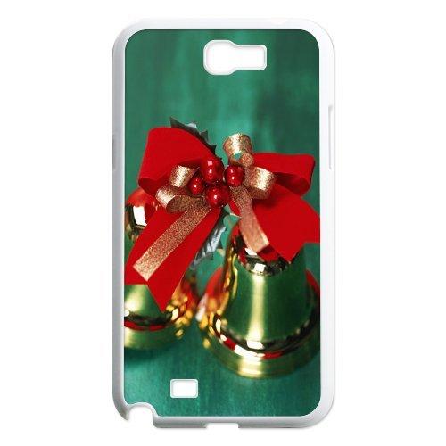 Samsung Galaxy Note 2 N7100 Christmas Phone Back Case Diy Art Print Design Hard Shell Protection Aq038772