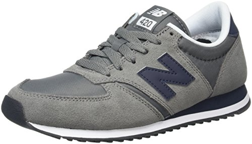 New Balance 420, Scarpe Running Unisex - Adulto, Multicolore (Grey/Blue), 43 EU