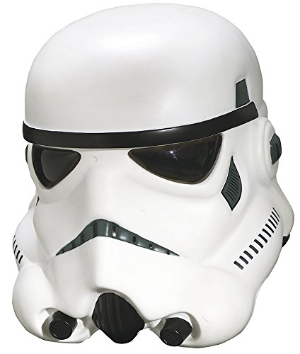 Rubie's Costume Men's Star Wars Collector Stormtrooper Collectors Helmet, Multi, One Size