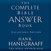 The Complete Bible Answer Book: Collector's Edition | [Hank Hanegraaff]