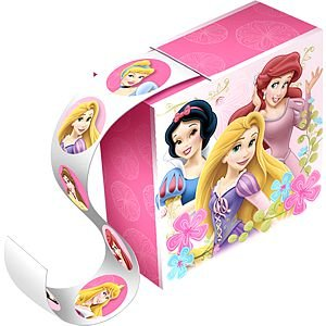 Disney's Fanciful Princess Sticker Boxes