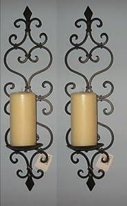 Iron candle