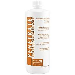 Penetrate Beer Line Cleaning Liquid: 1 Bottle