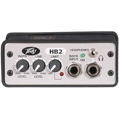 Peavey HB2 Headphone Amplifier