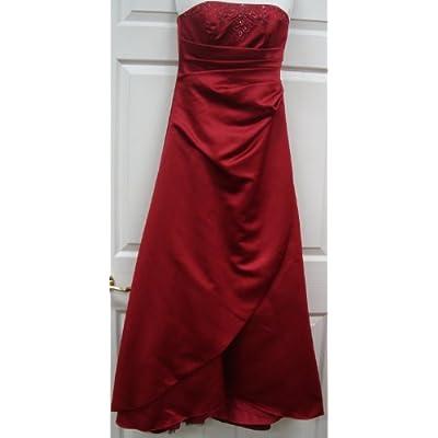 Davidss Bridal on Beautiful Davids Bridal F11165 Dress Size   Wedding Dresses