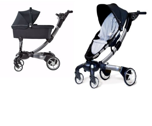 4moms-Origami-Stroller-with-Bassinet