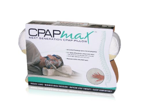 Learn More About CPAPmax Bed Pillow by Contour