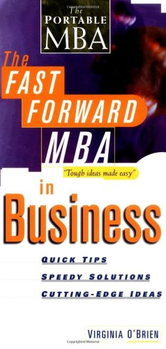 Image for The Fast Forward MBA in Business (Fast Forward MBA Series)