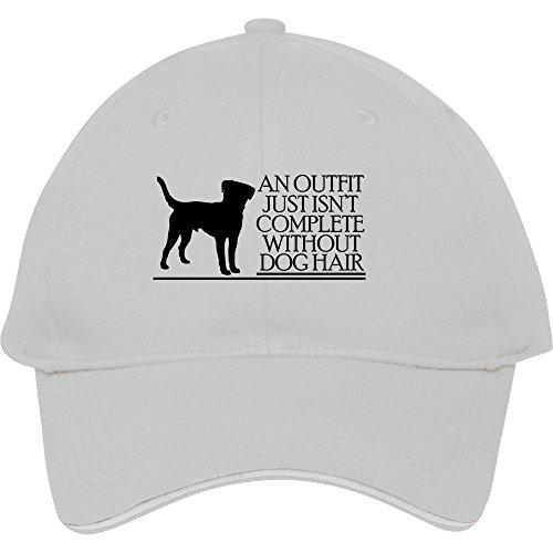 An Outfit Just Isn't Complete Without Dog Hair Snapback Cap Hat For Male/female Baseball Cap Cotton Edmundstevens