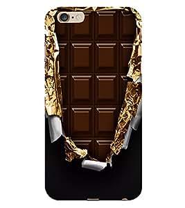 CHOCOLATE Designer Back Case Cover for Apple iPhone 6 Plus