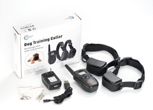 esky dog training collar instructions