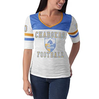 NFL San Diego Chargers Ladies Debut Tee by