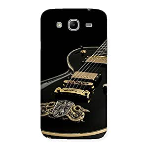 Impressive Music Guitar Back Case Cover for Galaxy Mega 5.8