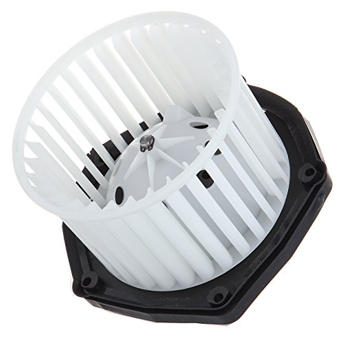 Scitoo ABS plastic Heater Blower Motor w/ Fan Cage for Chevy GMC Cadillac Pickup Truck (97 Tahoe Blower Motor compare prices)
