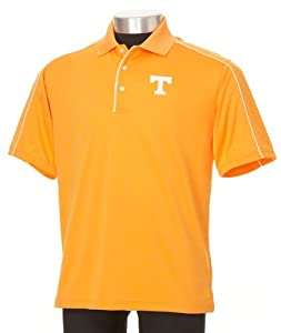 Tennessee Volunteers PGA TOUR Mens Piped Polo Shirt by PGA TOUR