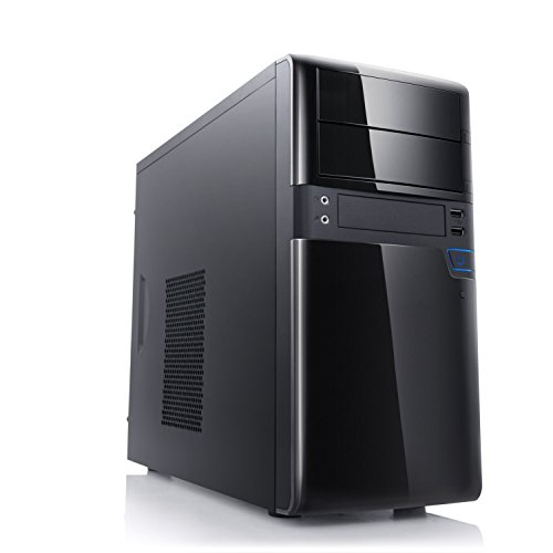 CSL upgrade PC 651 - Amd Richland A8- 6600 K 4x 3900 MHz, 8GB RAM, Radeon HD 8570D, Gigabit LAN, USB 3.0