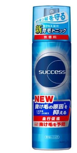 サクセス薬用育毛トニック 無香料/180g 【HTRC2.1】