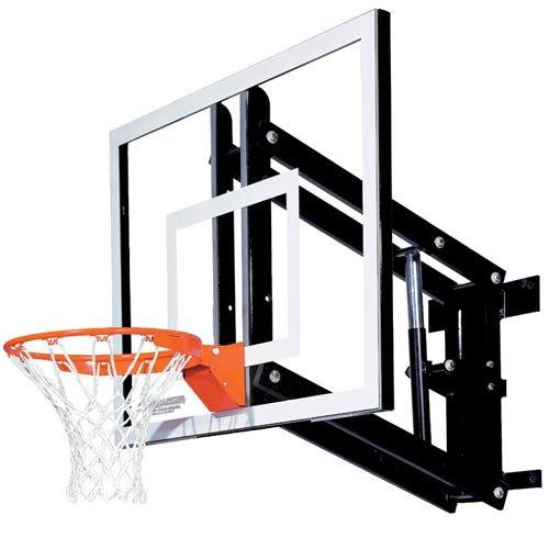 Goalsetter Gs48 48 Inch Glass Wall Mount Basketball System
