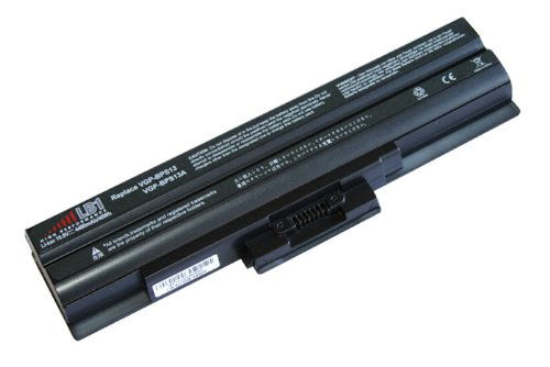 LB1 High Performance Battery for Sony VGP-BPS13B/Q VPCF130FD Fits: Vaio VGN-FW340J/H VGN-FW198UH