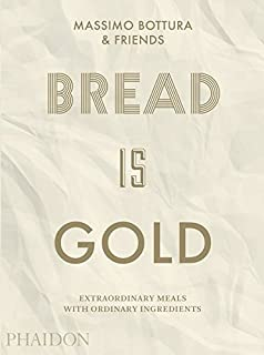 Book Cover: Bread is Gold