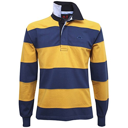 Robe di Kappa CASPER BLUE MD-YELLOW