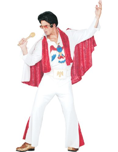 Men's Elvis Deluxe Costume