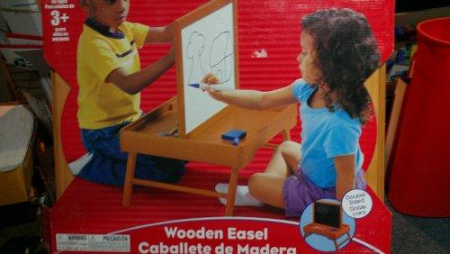 Children's Wooden Easel