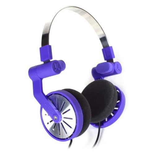 WeSC Pick-Up Headphone (Bpurple)の写真02。おしゃれなヘッドホンをおすすめ-HEADMAN(ヘッドマン)-