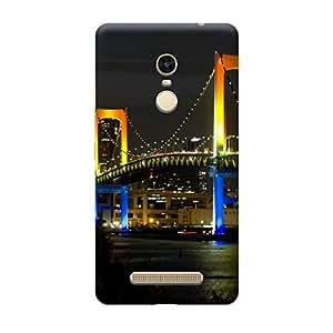 CaseLite Premium Printed Mobile Back Case Cover With Full protection For Xiaomi Redmi Note 3 (Designer Case)