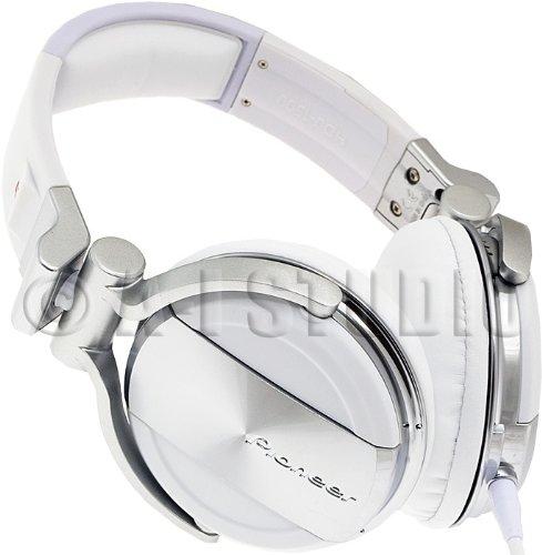 Pioneer Hdj-1500-K Dj Headphones White