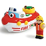 Wow Toys Fireboat Felix Toy Play Set