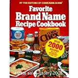 Favorite Brand Name Recipe Cookbook