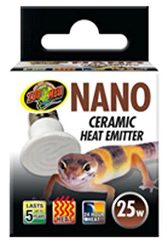 Zoo Med Nano Ceramic Heat Emitter 25Watt (Zoo Ceramic Heater compare prices)