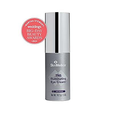 SkinMedica TNS Illuminating Eye Cream, 0.5 Ounce