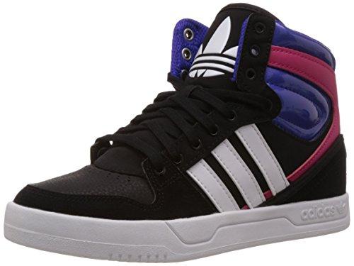 size 40 39bca 75732 Buy adidas Originals Girls Court Attitude K Leather Sneakers on Amazon   PaisaWapas.com
