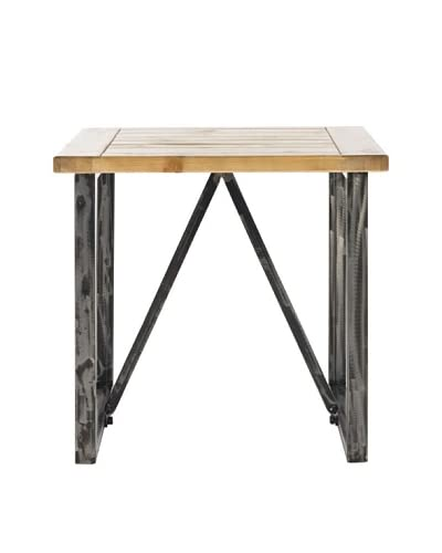 Safavieh Chase End Table, Natural Color