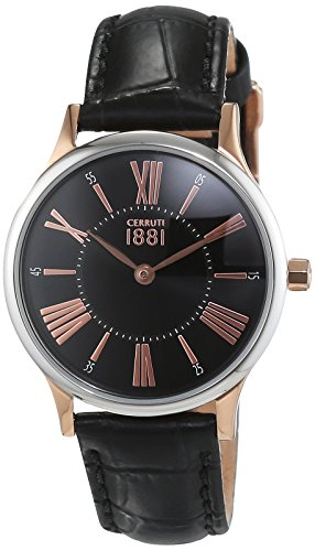 Cerruti 1881 Sienna CRM099I222A Ladies' Analogue Watch XS Quartz Leather