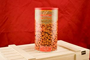 Hot And Spicy Peanuts 26oz Canisters Pack Of 2 by Superior Nut Company, Inc.