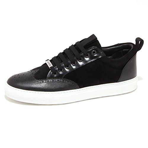 5301O sneaker DSQUARED D2 nero scarpe uomo shoe men [44.5]