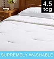 Supremely Washable Soft Touch 4.5 Tog Duvet