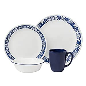review cheap price corelle livingware 16 piece dinnerware set true