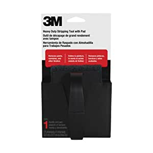 3M Heavy Duty Stripp-Inchg Tool, 10110NA, 1 Handle with 1 PAD