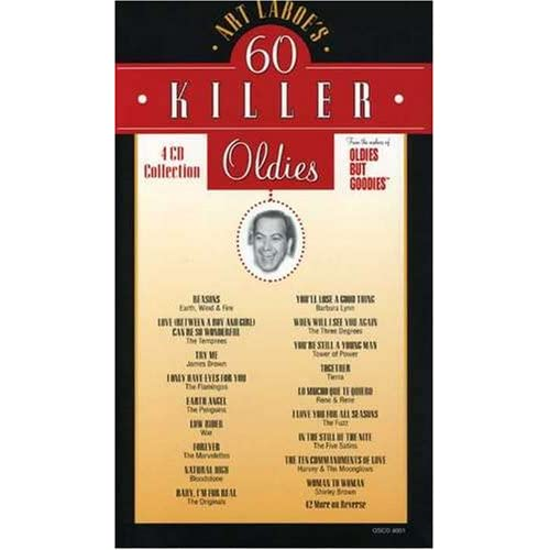 Amazon.com: Various Artists: Art Laboe Killer Oldies: Music