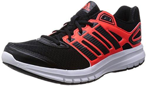 [アディダス] adidas duramo 6 m B40945 B40945 (コアブラック/コアブラック/ソーラーレッド/26.0)