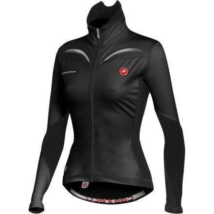 Buy Low Price Castelli Trasparente Long Sleeve Women's Jersey (B005N6BYNS)