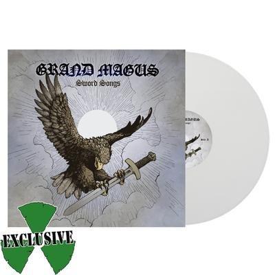 GRAND MAGUS, Sword songs WHITE VINYL - LP