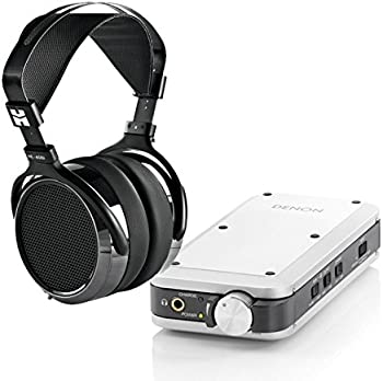 HiFiMan HE400i Magnetic Headphones Bundle