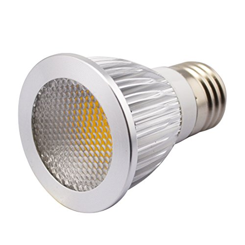 Grexistar 5W E27 Ac 85V~265V / 50 / 60Hz Cob Led Spot Light Bead Surface Lens Warm White
