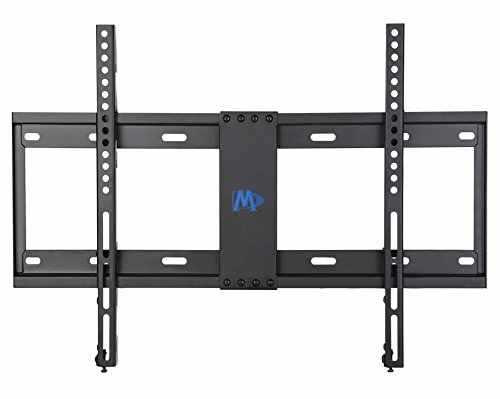 Mounting Dream MD2163-K TV Wall Mount Bracket for most 42-70 Inch LED, LCD and Plasma TV with VESA from 200X100 to 600x400mm, 132 LBS Loading Capacity, Low Profile and Height Adjustable (Vesa Mounting Bracket compare prices)