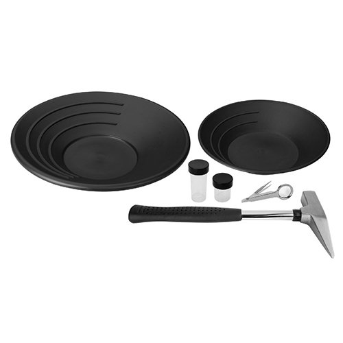Stansport Adventure Seeker's Gold Panning Kit (Gold Pan Kit compare prices)